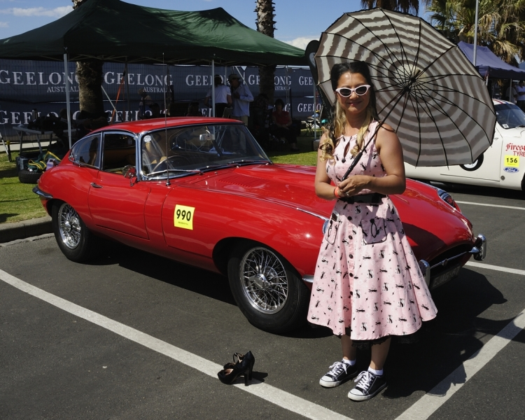Cavalcade Of Customs >> Geelong Revival Motoring Festival 2014 – Car Cavalcade