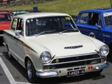 Alan Smith Lotus Cortina