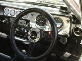 Alan Smith Lotus Cortina interior