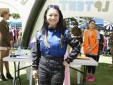 Catherine Coleiro race driver