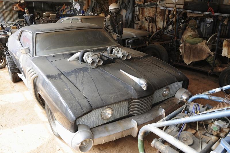 Cavalcade Of Customs >> Mad Max – The Road Warrior – Museum, Silverton, Australia ...