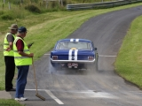 Mustang at Rob Roy Hillclimb