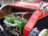 Stutz Bearcat engine