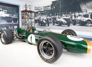 Repco Brabham BT19